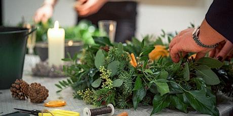 Deluxe Christmas Wreath Workshop tickets