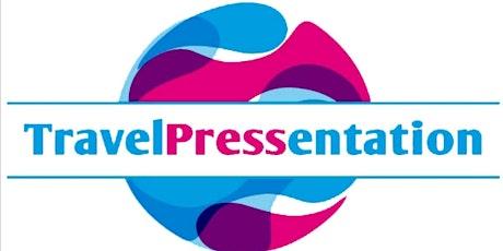 TravelPRessentation - reismedia workshop - 4 november 2021 tickets