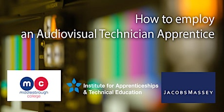 How to employ an Audiovisual Technician Apprentice tickets