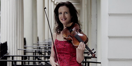 Madeleine Mitchell (violin) and Nigel Clayton (piano) tickets