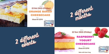 Baking Session (Online) tickets