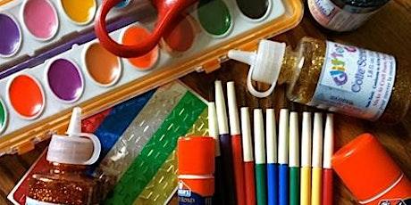Arts & Crafts @ Lea Bridge Library tickets