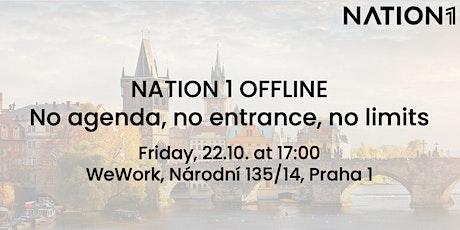 Nation 1 Offline tickets