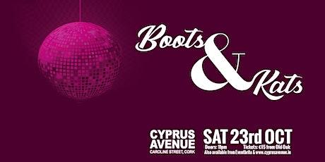Boots & Kats tickets
