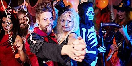 Coast's Halloween Fancy Dress Party tickets