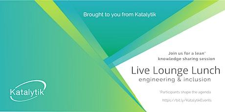 Live Lounge November 2nd tickets