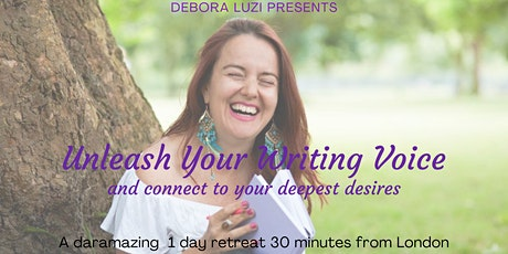Unleash your writing voice tickets
