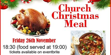 Christmas Meal tickets
