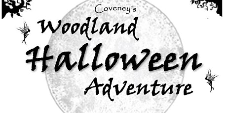 Coveney's Woodland Halloween Adventure tickets