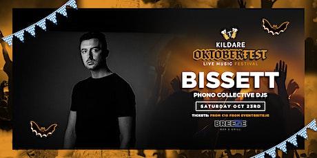 Bissett | Kildare Oktoberfest | Breeze Bar & Grill | Clane | Oct 23rd tickets
