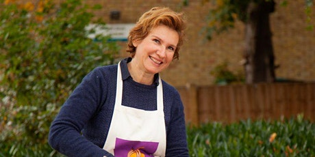 LONDON - In Person  Cookery Class with Ukrainian chef Anastasia! tickets
