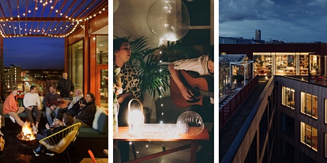 Rooftop Music Sessions: Lugna biljetter