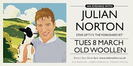Julian Norton - The Yorkshire Vet tickets