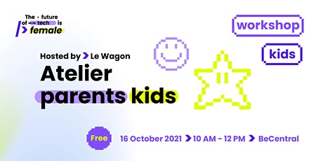 Parents/Kids - Create a website together! tickets