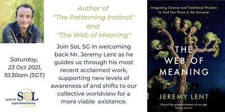 The Web of Meaning with Jeremy Lent tickets