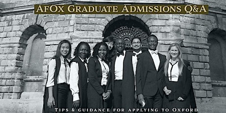 Applying to Oxford: Tips and Guidance for African Applicants tickets