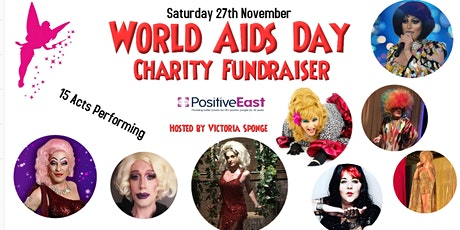 World Aids Day Charity Fundraiser for Positive East tickets