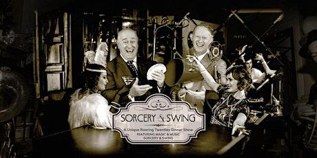 Sorcery & Swing – Unique Roaring Twenties Dinner Show tickets