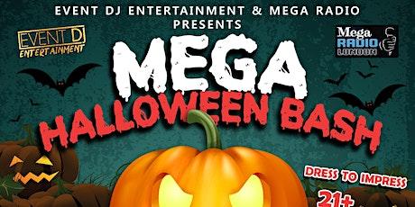 Mega Halloween Bash tickets