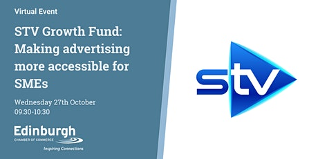 STV Growth Fund: Making advertising more accessible for SMEs tickets