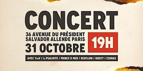 "Concert ""Fuego"" TGen King tickets"