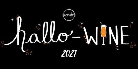 Hallo-wine 2021 tickets