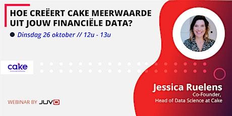 Hoe creëert Cake meerwaarde uit jouw financiële data? tickets