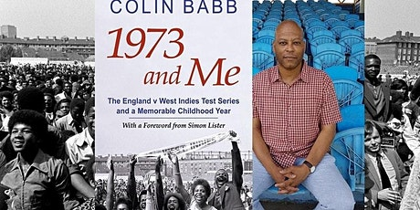 1973 and Me, with Colin Babb tickets