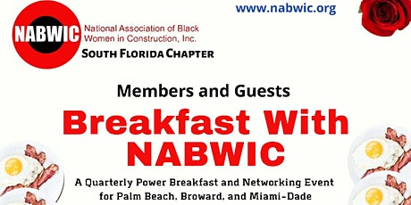 Breakfast with NABWIC South Florida tickets