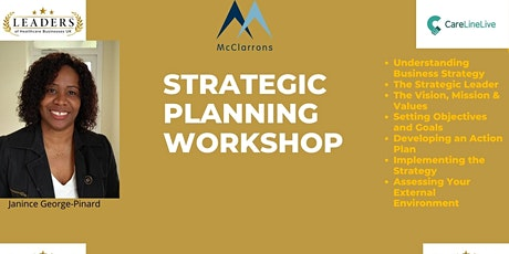 Strategic Planning Workshops (New Business Owners) tickets