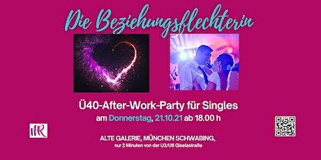 Ü40 After-Work-Party für Singles Tickets