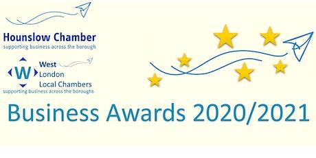 Business Awards 2020/2021 Ceremony tickets