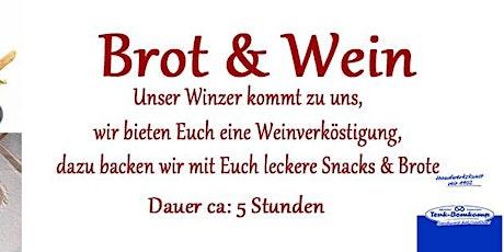 Brot &Wein tickets