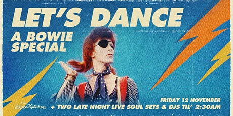 Let's Dance: A Bowie Special tickets
