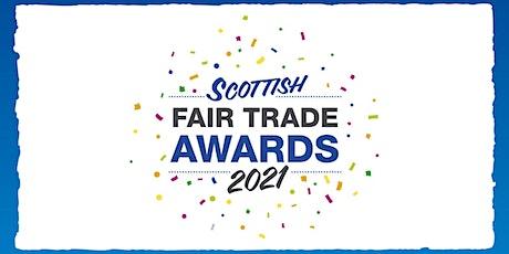 Scottish Fair Trade Awards 2021 tickets