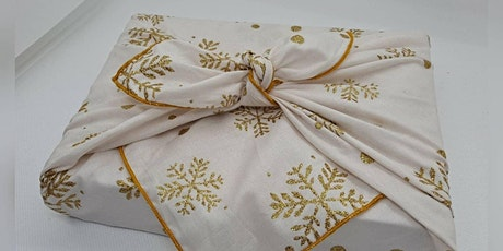 Christmas Furoshiki Gift Wrap Workshop tickets