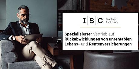 ISC Insider Meeting in Berlin Tickets