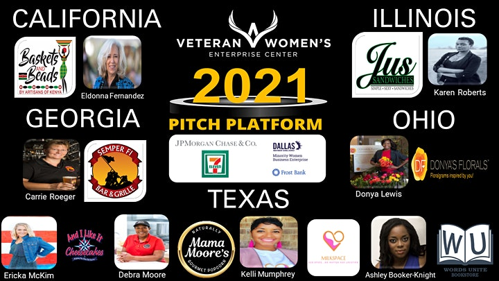 VWEC 4th Annual National Business Women's Week Conference & Pitch Platform image
