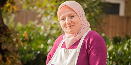 LONDON - In Person Syrian Cookery Class with Lina! tickets