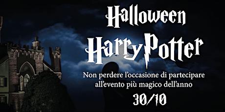 SABATO 30 - Halloween Harry Potter SABATO 30 biglietti