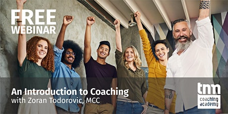 Free Introduction to Coaching Webinar tickets