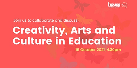 Creativity, Arts and Culture in Education | Creative Thinking tickets
