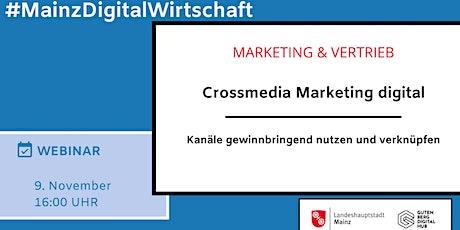 Crossmedia Marketing digital Tickets