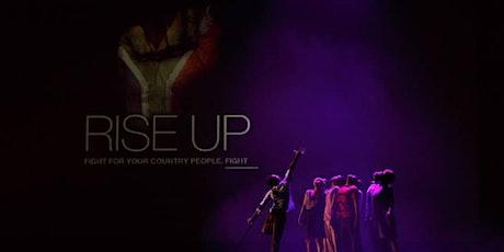 Basha Uhuru Creative Uprising Evening Festival 1 tickets