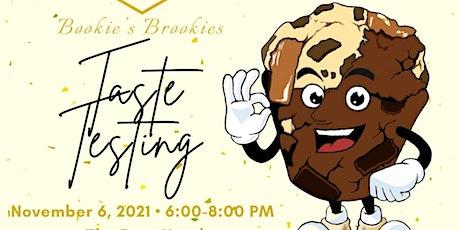 Bookie's Brookies Taste Testing tickets