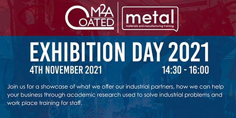 M2A & MeTAL Exhibition Day tickets
