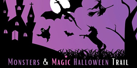 Monsters & Magic Halloween Trail tickets