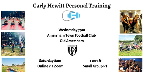 Group Fitness Class - Carly Hewitt Personal Training tickets