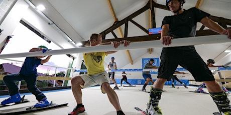 KINESKI Indoor Ski Fitness programme biglietti