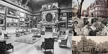 'The Secret Splendors of New York's Gilded Age' Webinar tickets